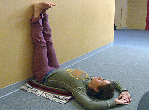 упражнения при варикозе ног фото