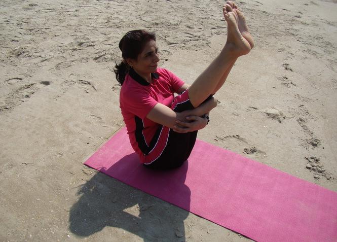 йога при варикозе малого таза