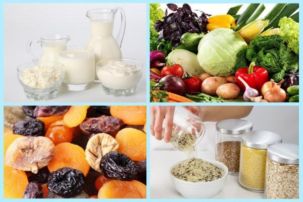 диетические продукты