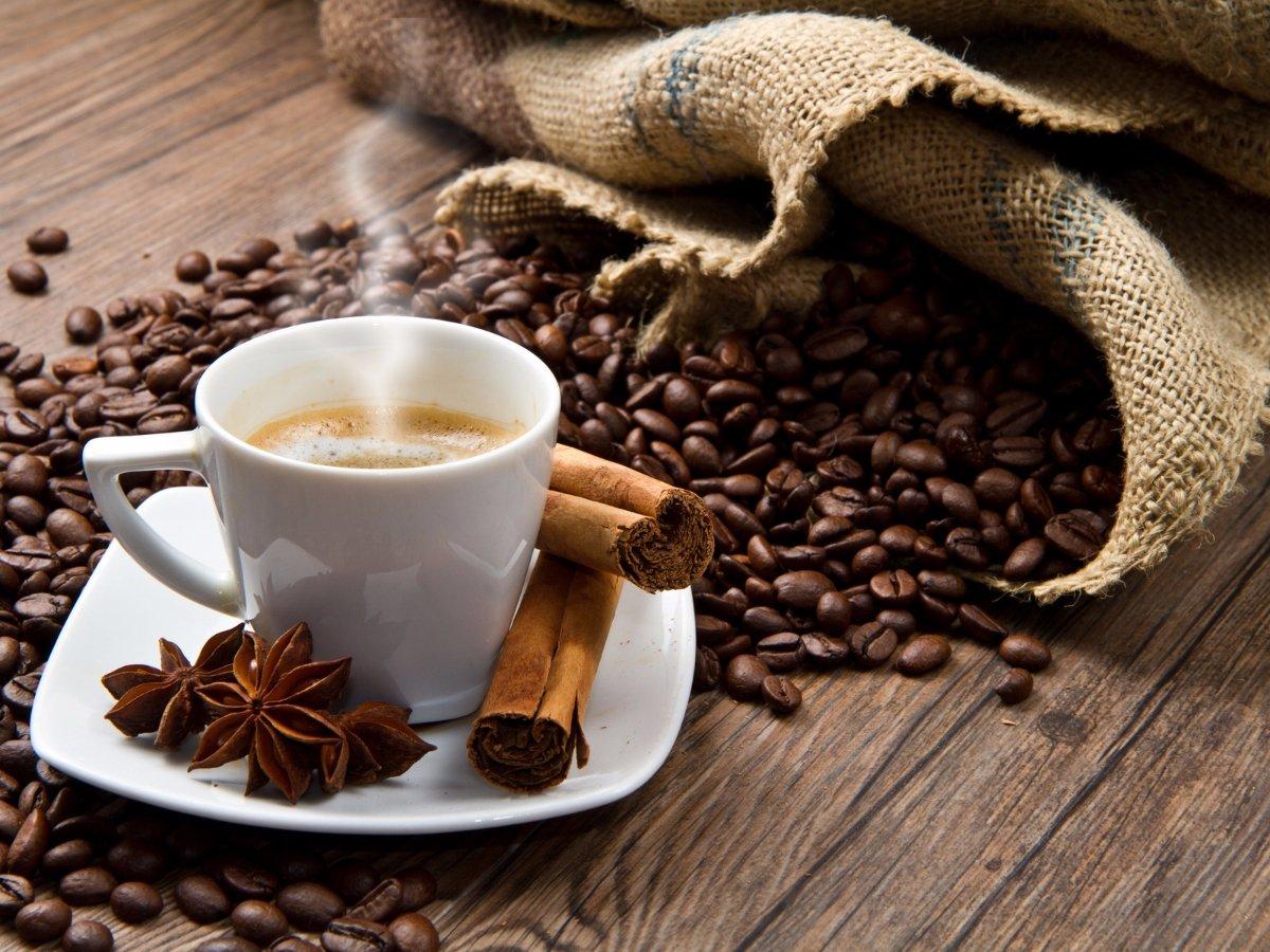 зерновой кофе