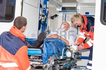 доставки пациента в больниц