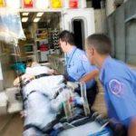 госпитализация пострадавшего с инфарктом