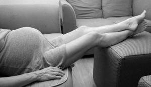 варикоз при беременности фото