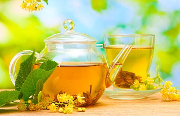 лечебнный чай