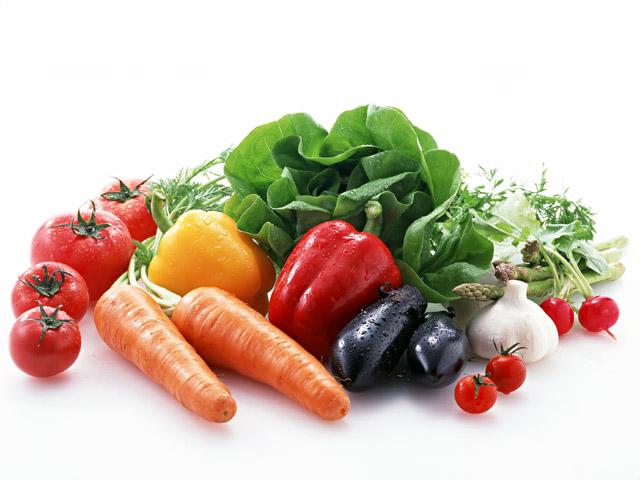 овощами