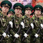 срочной службе в армии