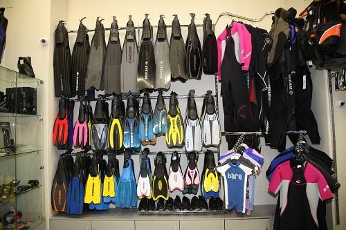 Какое снаряжение вам нужно, для начала занятий подводным плаванием?