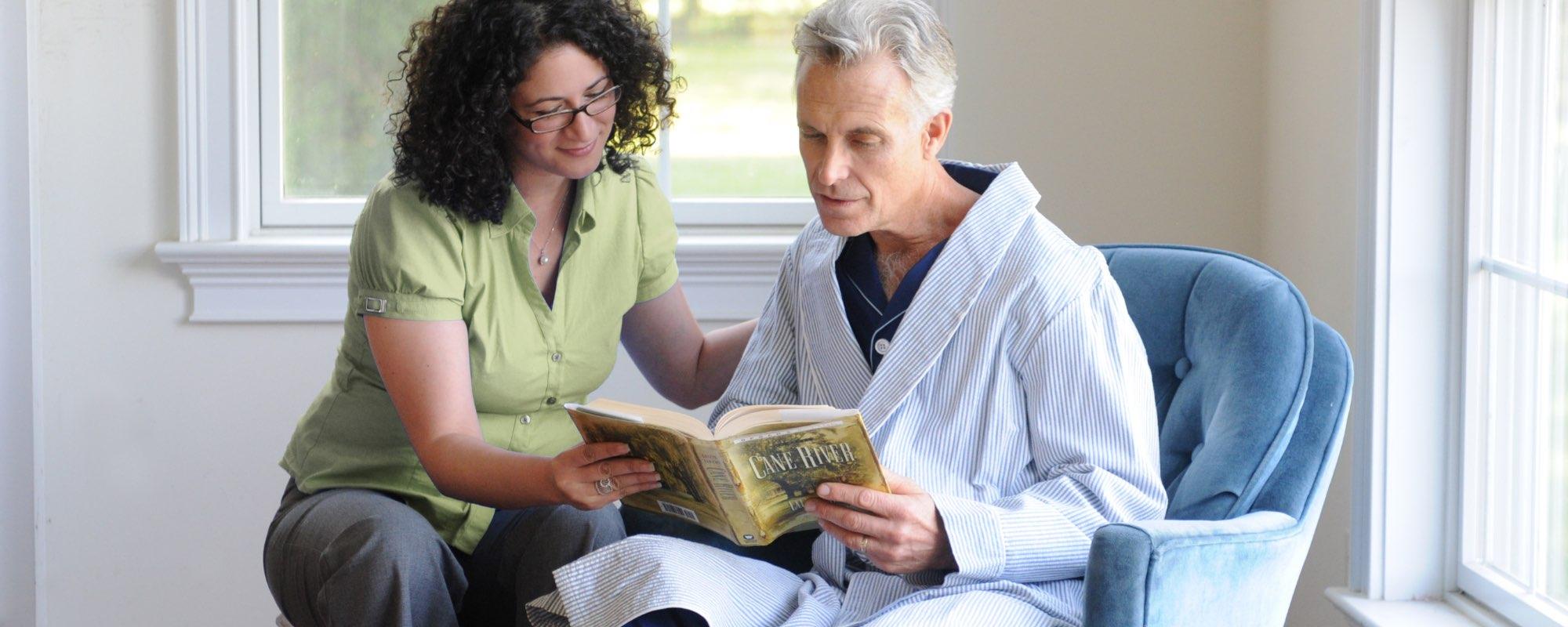 Критерии хосписов для престарелых больных деменцией