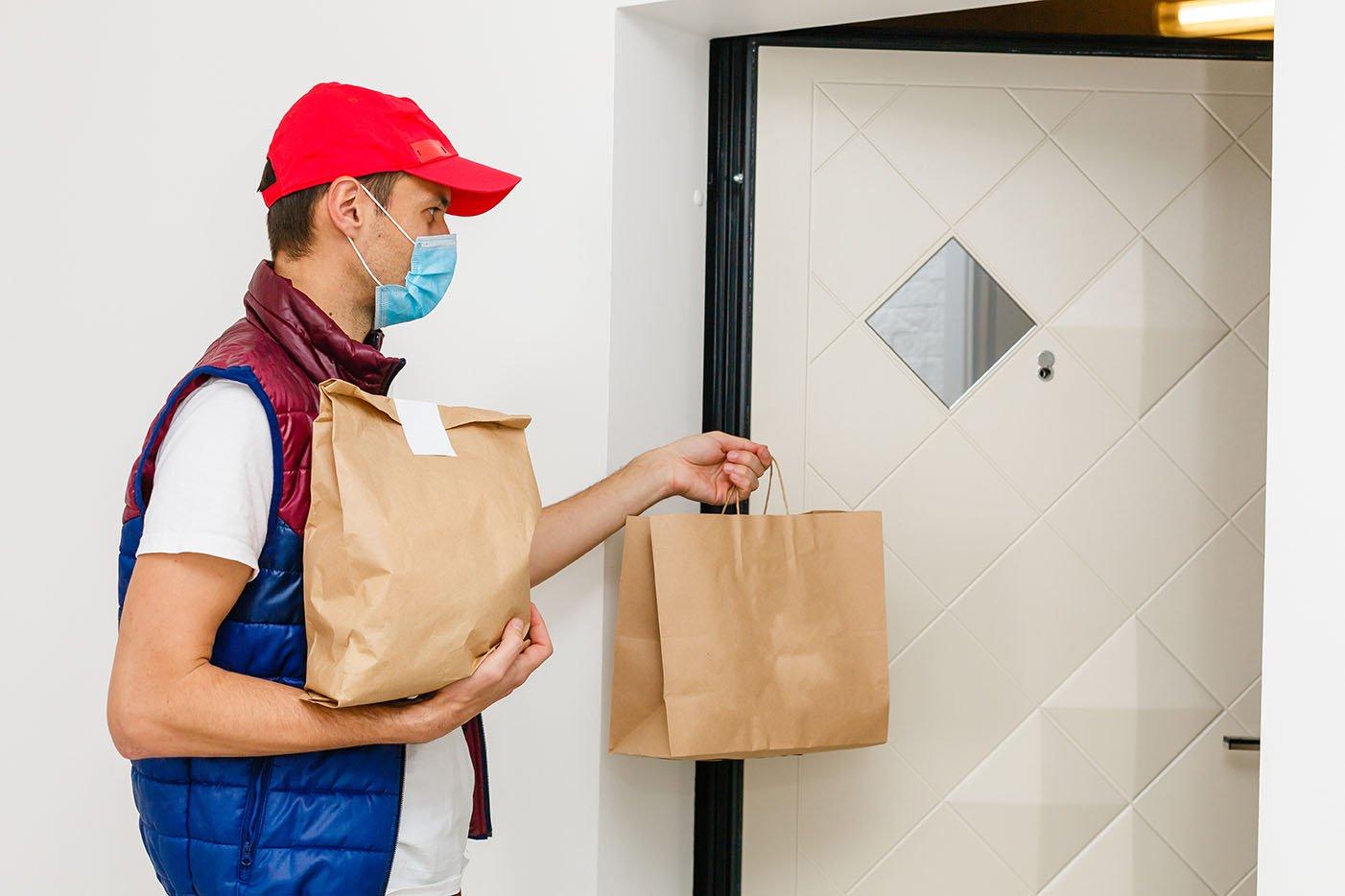 4 основные преимущества использования службы доставки